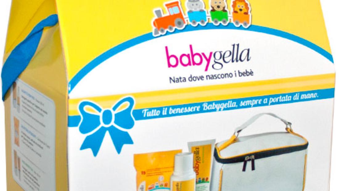 Babygella-Trousse