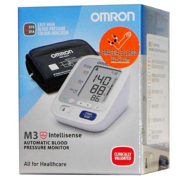 omron-m3-intellisense-sfigmomanometro