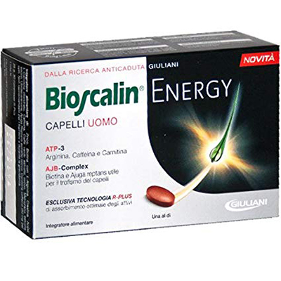 BIOSCALIN Energy 30cpr uomo