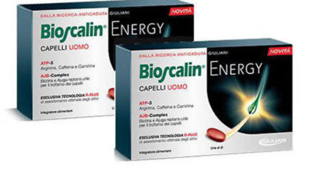 BIOSCALIN Energy 90cpr uomo
