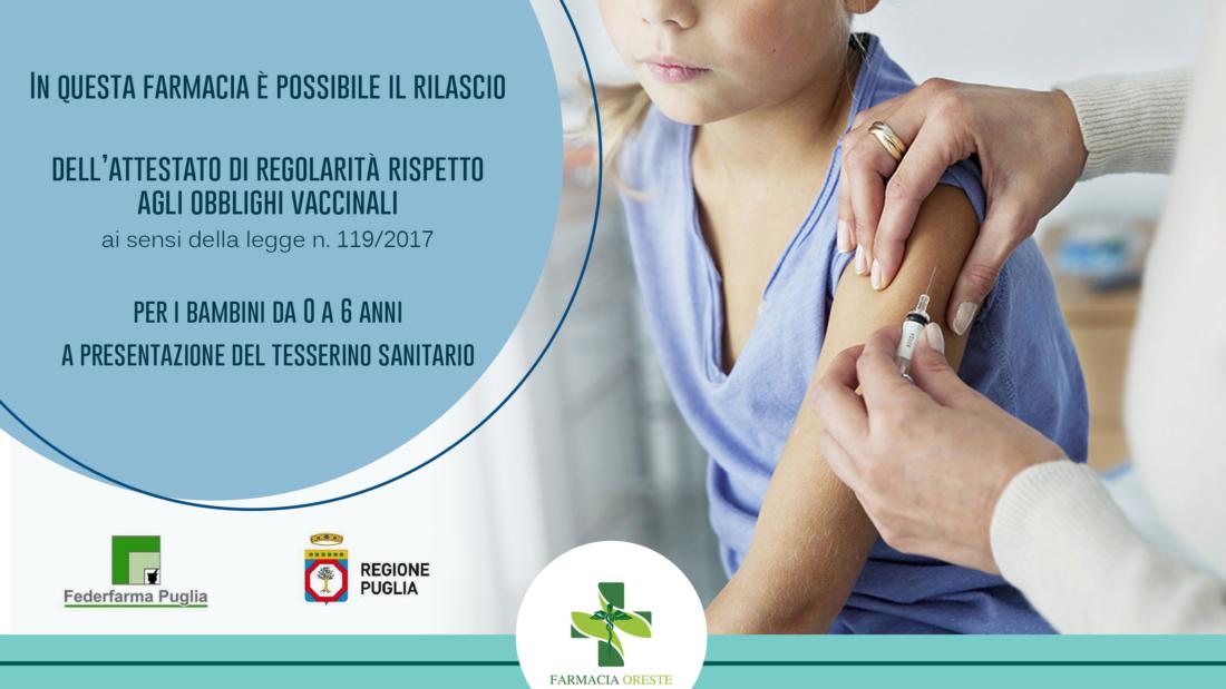 tesserino sanitario vacinazioni